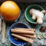 Kruiden in schaaltje aromatherapie